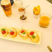 La Canonica - I piatti